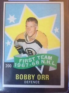 CARTE HOCKEY: BOBBY ORR