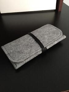 New Real Wool iPhone 6/6s sleeve pouch