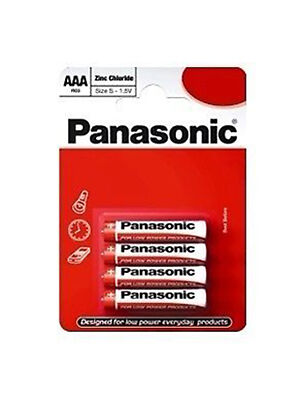 Panasonic Zinc Carbon