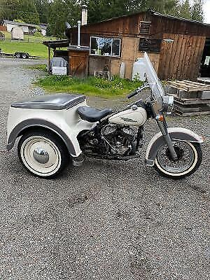 1964 Harley-Davidson Other  1964 HARLEY DAVIDSON SERVICAR SERVI-CAR TRIKE 3 WHEELER
