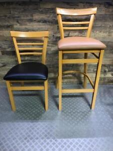 Chaise Et Barstool De Restaurant/Bar/Bistro/Pub/Lounge