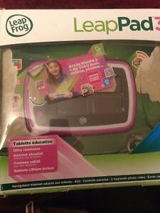 Leap Pad 3x Tablette Rose