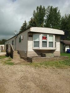 Mobile Home on Large Owned Lot