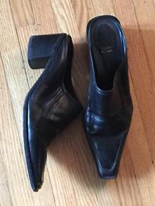 Stuart Weitzman Mule Size 9 1/2 B Womans Shoes