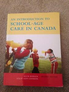 An Introduction to SCHOOL-AGE CARE IN CANADA