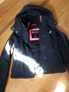 hollister xs winter jacket Kitchener / Waterloo Kitchener Area image 1