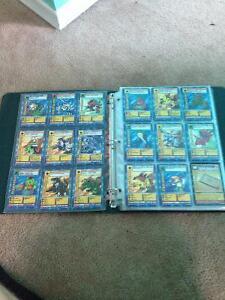Digimon Digital Monsters Trading cards 1999 Bandai ~200 cards Cambridge Kitchener Area image 2