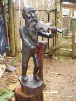 Chainsaw Wood Carver