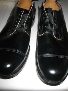 Brand New Black Leather Shoes