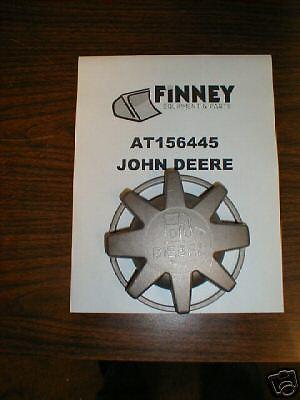 John Deere Fuel Cap At156445 Dozer Loader Backhoe Skidder 310g 310d 700h 450j Jd