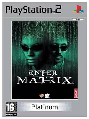 Enter The Matrix-gra na PS2