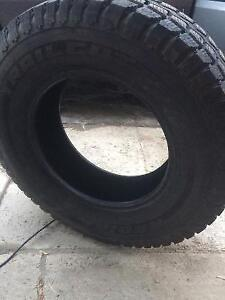 Trail Cutter Winter Tires for sale-LT275/70R18 London Ontario image 2