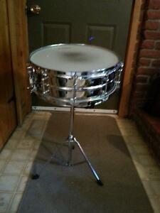 "Ludwig Supralite 15"" X 5"" Snare Drum"