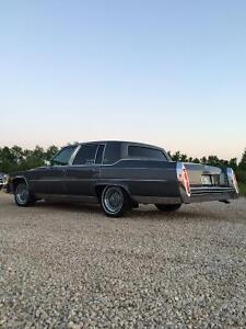 Extremely clean 1987 Cadillac