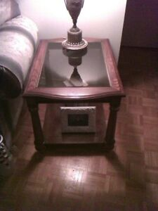 End and coffee tables