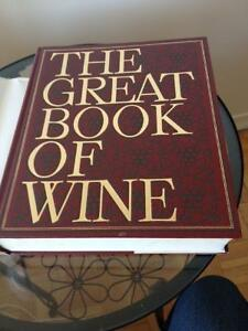 THE NEW GREAT BOOK OF WINE
