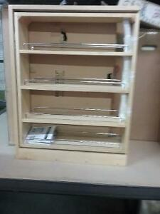 Spice rack kijiji free classifieds in calgary find a for Kitchen cabinets kijiji