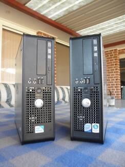 Dell Optiplex 755 and 760 SFF Desktop - Linux Mint 18.2