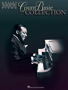 USED-VG-COUNT-BASIE-COLLECTION-ARTIST-TRANSCRIPTION-PIANO-Artist-Transc