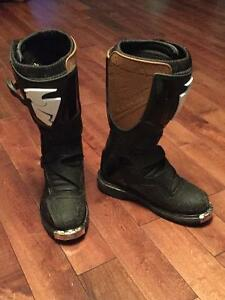 Thor Blitz Dirtbike Boots - Excellent Condition - Size 7