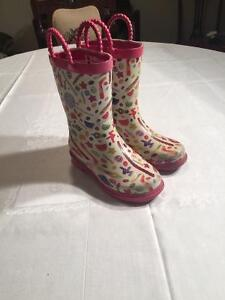 Size 11 Toddler Rubber Boots