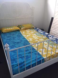 IKEA queen bed mattress