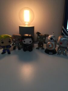 Unboxed pop vinyls Dee Why Manly Area Preview