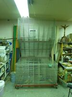 FOR SALE METAL DRYING RACK