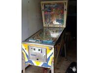 EM Electr Machanical Pinball MAchine Repair REQUIRED