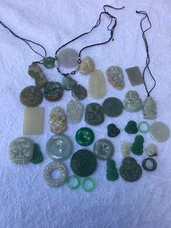 Different variety pendants