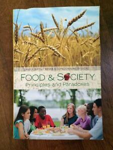 FOOD & SOCIETY: Principles and Paradoxes