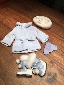American Girl Doll Snow Flurry Outfit