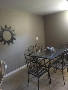 wrought iron table and chairs Cambridge Kitchener Area image 2