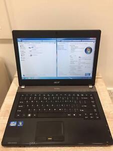 Acer Travelmate 8473 i5/ 4GB RAM/ 500GB HDD Craigieburn Hume Area Preview