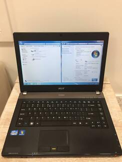 Acer Travelmate 8473 i5/ 4GB RAM/ 500GB HDD