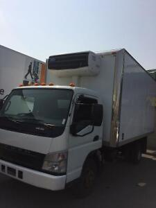 2007 Mitsubishi fuso fe180 fully equipped