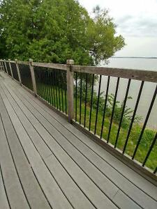 Used Deck Railings