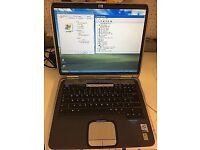 Hp LAPTOP with new batter and charger