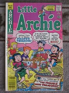 Six Little Archie Comics