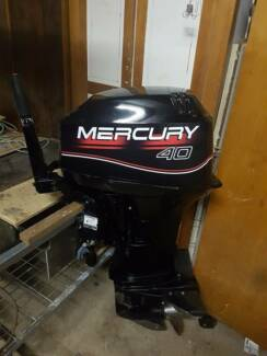 1999 Mercury 40HP