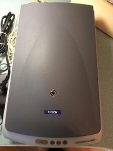 Epson Perfection 1650 Scanner