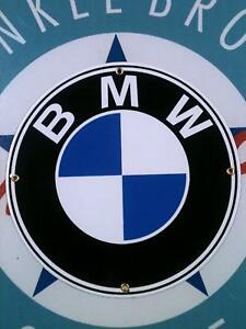 BMW Sign EBay - Bmw signs for sale