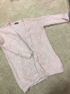 Blush Size 18 Cardigan
