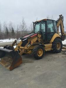 2010 Caterpillar backhoe 420 ITE