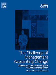 Challenge of Management Accounting Change (CIMA Research)-ExLibrary
