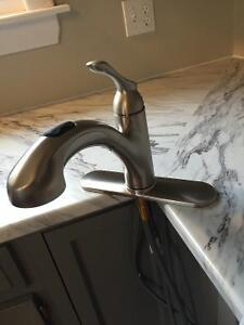 Used Moen Kitchen Faucet
