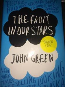 The Fault In Our Stars (SIGNED COPY)