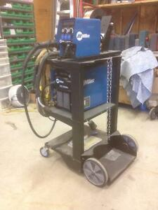 Miller Welding Machine + Acessories For Sale --- MINT CONDITION