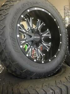 """20"""" CALIOFFROAD on 35"""" AMP TG"""