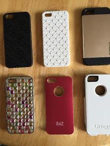 Chargeur et étuis pour IPhone SE et 5S